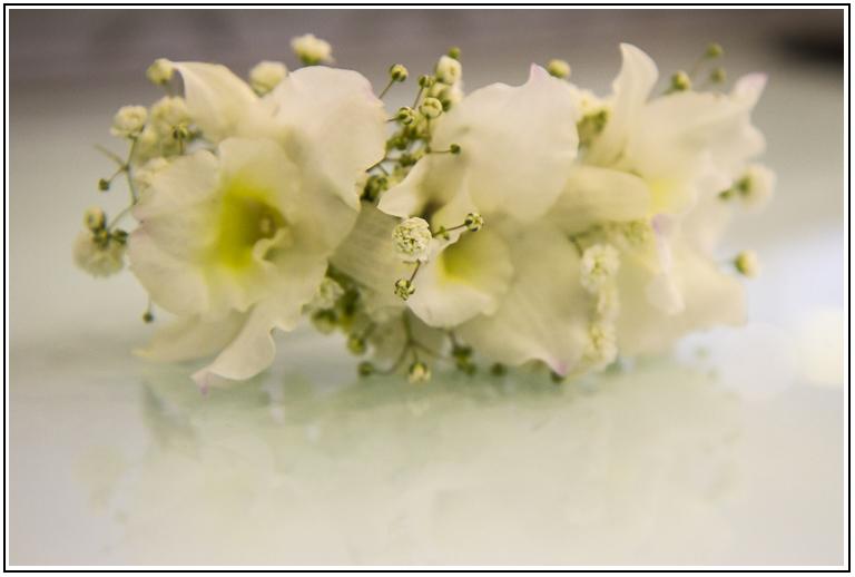 צילום פרחים בחתונה